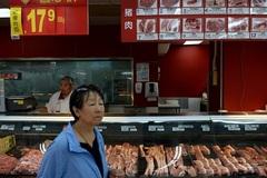 Dân Trung Quốc 'đắng miệng' vì giá thực phẩm tăng cao