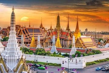 Thái Lan hóa miền đất lạ trong ống kính khách Tây