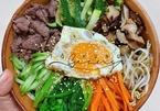 Lạ miệng với cơm trộn Hàn Quốc