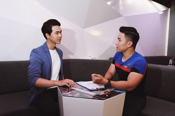 Nguyễn Luân tích cực tập luyện, sẵn sàng thi Mister Universe Tourism 2019