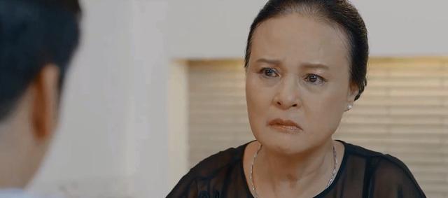 Vai nhiều nước mắt của diễn viên bị ung thư trong 'Hoa hồng trên ngực trái'