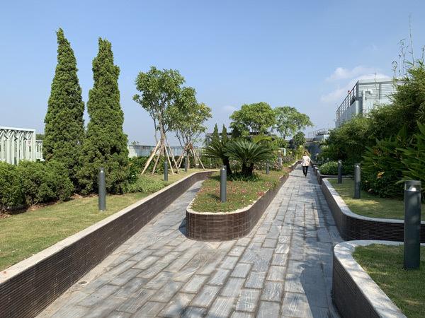 Imperia Sky Garden bàn giao căn hộ đầu tiên