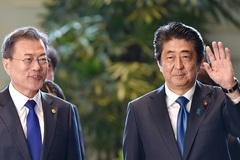 Seoul quyết định phút chót về thỏa thuận tình báo với Nhật