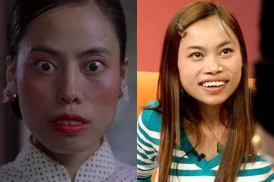 Cặp đôi 'xấu lạ' trong phim Châu Tinh Trì: Người là CEO giàu sụ, kẻ mất tích khỏi showbiz