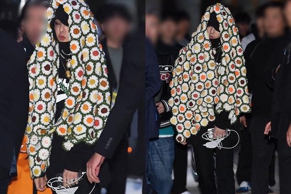 G-Dragon xuất hiện với phong cách 'bà lão' sau khi xuất ngũ