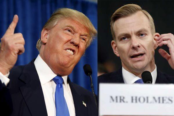 Thêm tố cáo bất lợi, ông Trump cáo buộc nhân chứng nói dối trắng trợn