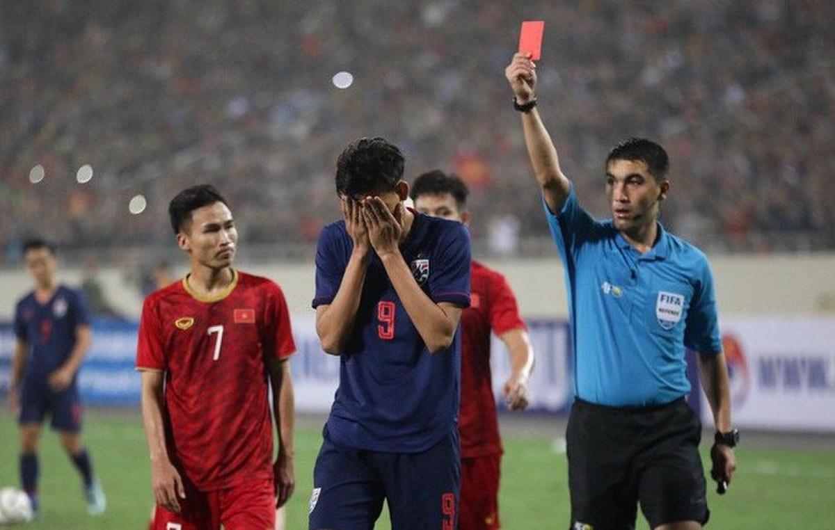Supachai được xóa án, U22 Thái Lan càng quyết đấu U22 Việt Nam