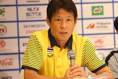 """HLV Akira Nishino: """"U22 Thái Lan thua Indonesia vì mặt sân"""""""