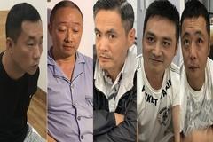 5 người Trung Quốc trốn nã bị bắt ở Đà Nẵng