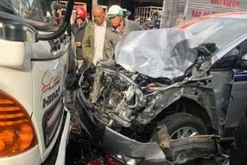 Thiếu tá quân đội gây tai nạn khiến cô gái 18 tuổi chết thảm