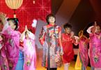 Thiên Khôi mang không khí Tết đến Asian Kids Fashion Week