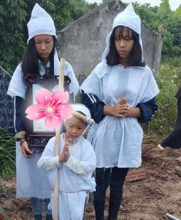 Bố mẹ lần lượt qua đời, cuộc sống ba đứa trẻ lay lắt qua ngày