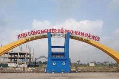 Hà Nội sẽ có thêm 30 cụm công nghiệp mới vào cuối năm nay