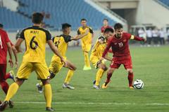 """HLV U22 Brunei: """"Chúng tôi không sợ U22 Việt Nam"""""""