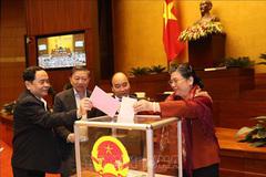 Quốc hội bầu Chủ nhiệm UB Pháp luật