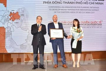 US firm wins top prize at urban planning competition for eastern HCM City