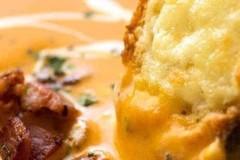 Công thức làm súp kem cà rốt lạ miệng
