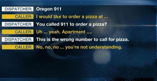 Mẹ bị bạn trai đánh, con gái cứu mẹ nhờ gọi điện cho cảnh sát đặt bánh pizza