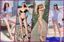 Hồ Ngọc Hà đánh dấu mốc 35 tuổi bằng ảnh diện bikini 'siêu bé tí hon'