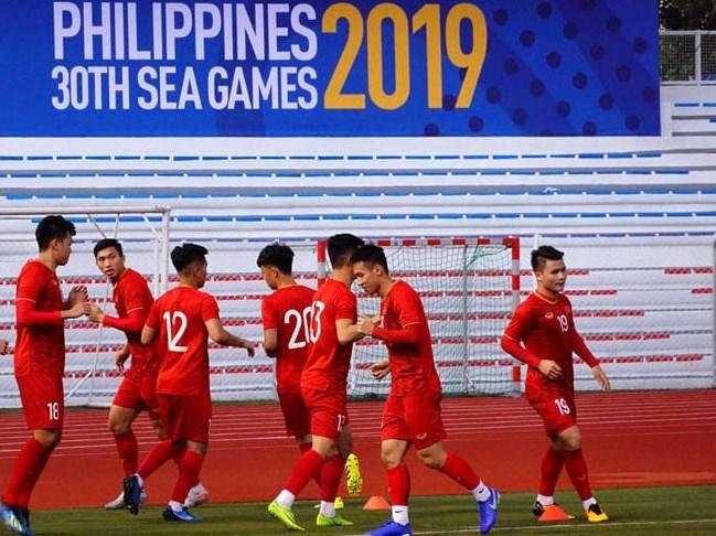 Lịch thi đấu bóng đá nam SEA Games 30