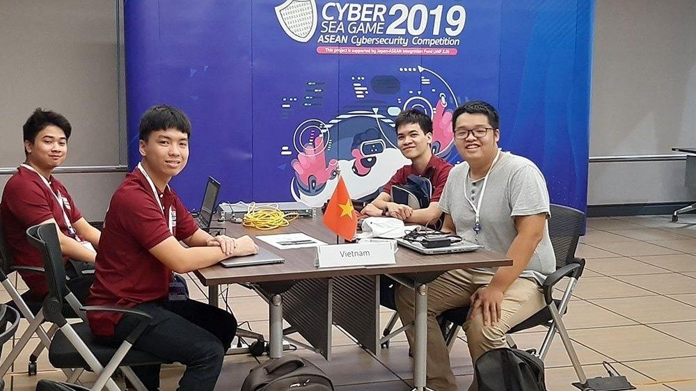Cyber SEA Game 2019,Vietnam National University,IT news