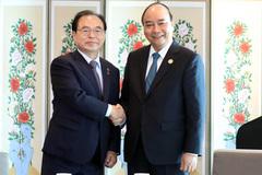Thủ tướng mong muốn chính quyền TP Busan tạo thuận lợi cho cộng đồng người Việt
