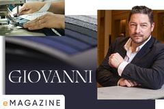 Giovanni thương hiệu thời trang tìm sự khác biệt từ đường kim mũi chỉ