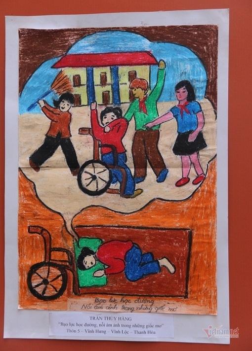 bạo lực học đường,Trầm cảm