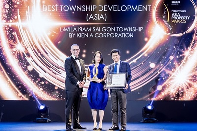KIẾN Á  - 'Best of the best' tại Asia Property Awards 2019