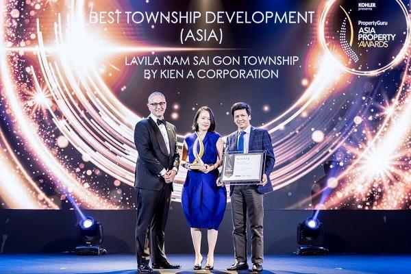 KIẾN Á -'Best of the best' tại Asia Property Awards 2019
