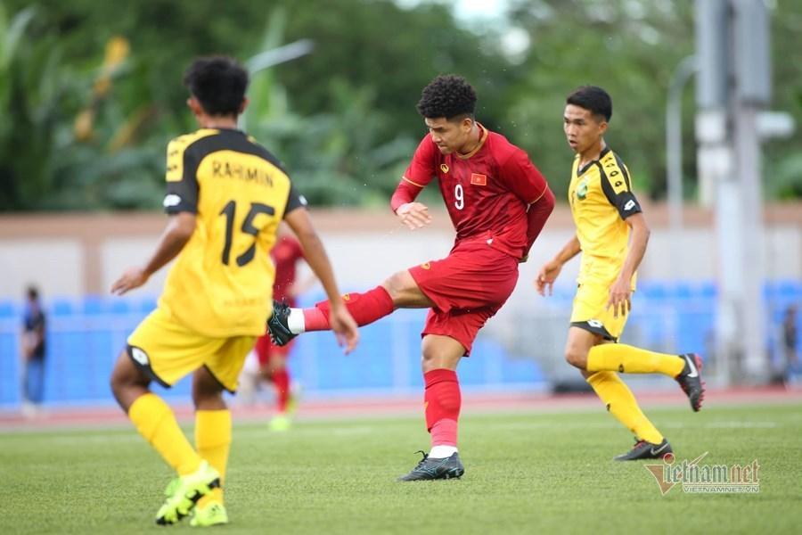Xem trực tiếp U22 Việt Nam vs U22 Brunei kênh nào?