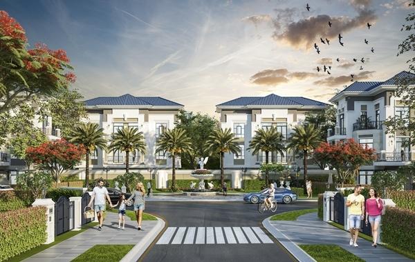 thiết kế cảnh quan,biệt thự,nhà liên kế,giải thưởng bất động sản