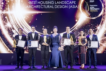 Verosa Park được vinh danh tại Asia Property Awards 2019