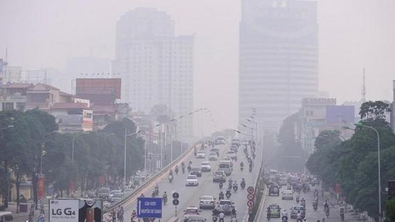 hanoi,air pollution,hoang trung hai