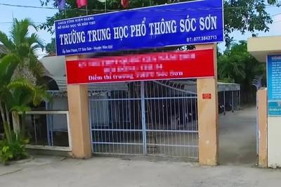Bắt thầy giáo ở Kiên Giang làm nữ sinh lớp 10 mang thai