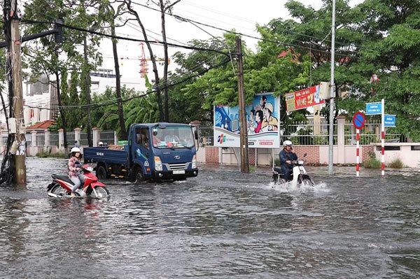 HCM City,Mekong Delta,land subsidence,overexploitation of underground water