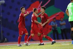 U22 Việt Nam thắng to ra quân SEA Games: Công đầu Hà Đức Chinh