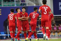 U22 Việt Nam thắng to ra quân SEA Games: Vui nhưng chưa sướng