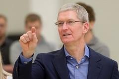 CEO Apple kêu gọi chính quyền Mỹ ban hành luật bảo mật dữ liệu
