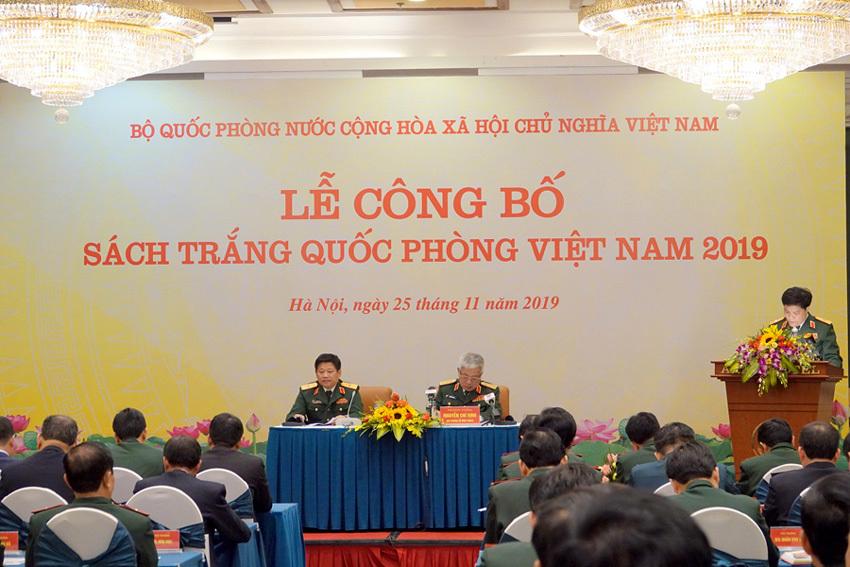 Công bố Sách Trắng quốc phòng 2019, giới thiệu vũ khí hiện đại của Việt Nam