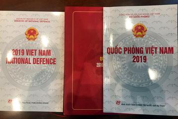 Việt Nam nêu rõ vấn đề Biển Đông trong Sách Trắng quốc phòng 2019