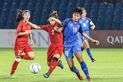 Tuyển nữ Việt Nam vs Thái Lan: Nắn gân kình địch!