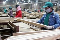 Vietnam's export of wood and wood products reaches $1b in October
