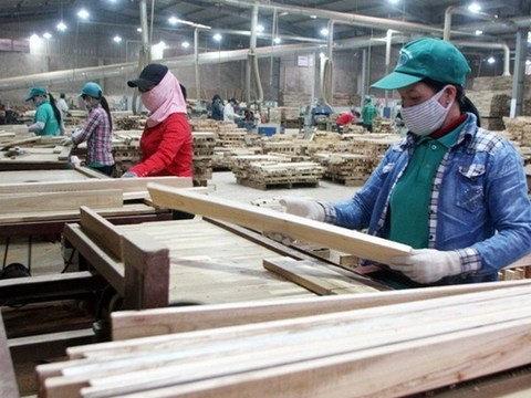 Vietnam's export of wood and wood products reaches $1bin October
