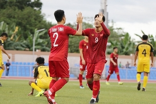 """Park Hang-seo: """"We are just lucky to beat Brunei 6-0"""""""