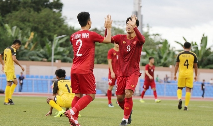 "Park Hang-seo: ""We are just lucky to beat Brunei 6-0"""
