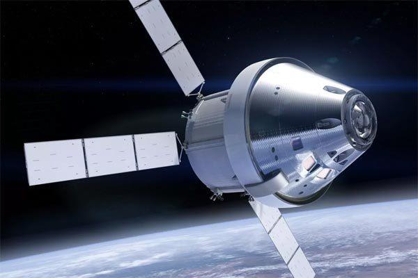 Cận cảnh máy bay 'khủng' chuyên chở tàu vũ trụ Mỹ