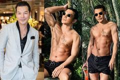 Chồng cũ Trương Ngọc Ánh khoe body 6 múi cường tráng, vẫn lẻ bóng tuổi 45