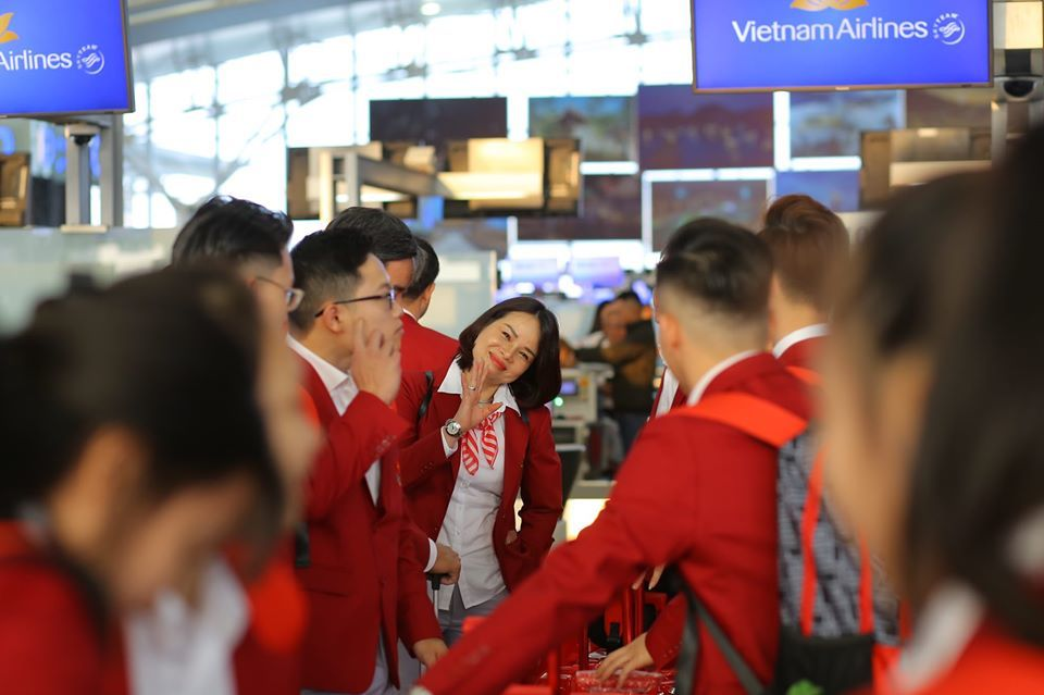 Đại quân TTVN lên đường sang Philippines dự SEA Games