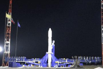 Xem quân đội Nga phóng vệ tinh giám sát tối mật vào quỹ đạo